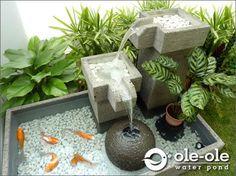 Water Ponds Design Malaysia.Kolam Ikan.Hiasan.Johor.Fen