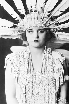 Tallulah Bankhead, 1930s.