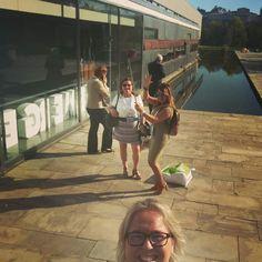 El selfie del selfie en #semergen2016 Los congresistas inmortalizando su estancia en un Congreso que rompe barreras de números. Felicidades!