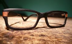 wooden glasses by urban spectacles