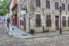 Rue Bonsecours et Rue St. Paul by joshhikes, via Flickr