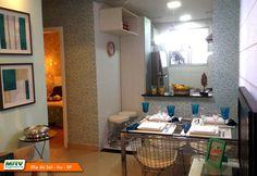 Apartamento decorado 2 dormitórios do Parque Ilha do Sol no bairro Jardim das Rosas - Itu - SP - MRV Engenharia.
