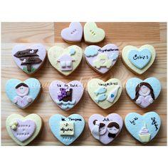 Fondant love cookies   #butikkurabiye #sekerhamuru #cookie #sugarart #lovecookies
