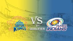 The number one and two teams, i., Mumbai Indians and Chennai Super Kings will fight against each other in the first qualifier of IPL 2019 on Tuesday, in a bid to claim their fourth IPL title. Mumbai Indians Ipl, Shane Watson, Ravindra Jadeja, Yuvraj Singh, Chennai Super Kings, Om Namah Shivaya, Just A Game, Number Two, Cute Love Songs