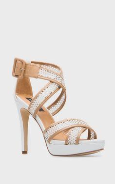 Cute spring/summer heel