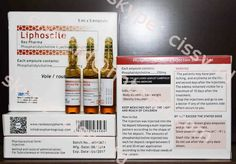 Lipolysis injection 250mg/5ml