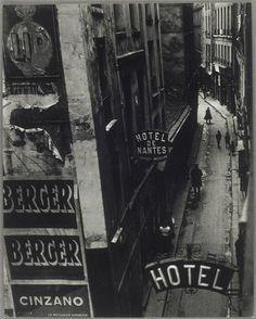 La rue Quincampoix et ses hôtels de passe 1932