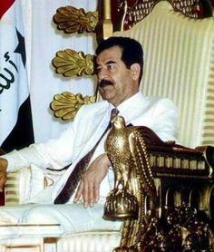 Uday Hussein (1964 - 2003) Son of Iraqi dictator Saddam ...