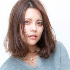 【2017冬】大人っぽ「ロブ」おすすめヘアスタイルを総まとめ♡ - Yahoo! BEAUTY