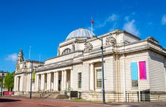 The National Museum Cardiff, Cardiff