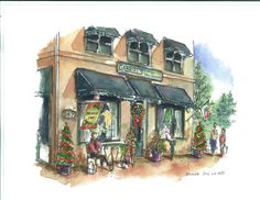 Visit Gabriel's of Chestertown unique shopping year-round Seasonal Image, Kent County, Holiday Images, Joy, Street, Simple, Prints, Painting, Unique
