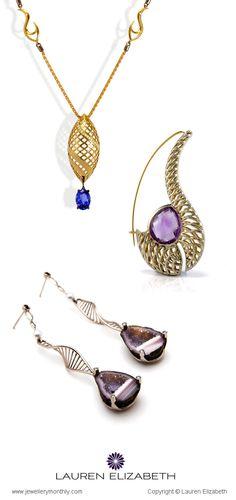 Gemstone Jewellery by Lauren Elizabeth