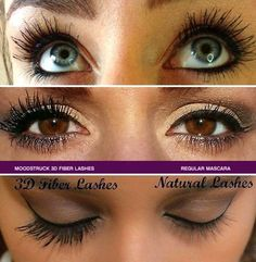 The Amazing 3D fibre Lash! Click on link below to find out more!