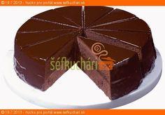 Recept Originál je len jeden a ostatné recepty sa ho len snažia napodobniť. Niektoré sú lepšie, niektoré nie až tak dobré. Tento je jeden z podarenejších. Zloženie: 6 vajec 200 g klasické maslo 200 g čokolády na varenie (alebo horká) 200 g práškový cukor 160 g hladkej múky 40 gramov vanilínového cukru 1 struk vanilky … Czech Recipes, Russian Recipes, Sponge Cake Recipes, Eclairs, Deserts, Food And Drink, Pudding, Sweets, Chocolate