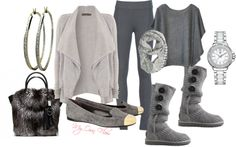 """""""THE SCARF"""" by myownflow on Polyvore"""