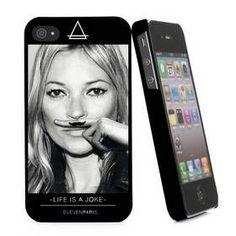 Coque de protection Eleven Paris Kate pour Apple iPhone 4/4S