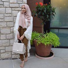 Hijab Fashion Bloggers | POPSUGAR Fashion
