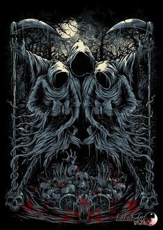 """Ritual of Ripper,"" by Kakak Lung."