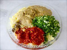 Kırmızı Mercimek Ezmesi Salatası-salata tarifleri,salata çeşitleri,meze,çay saati salata tarifleri,gün salataları,yoğurtlu salatalar,kolay salata,mercimekli salata,yoğurtlu mezeler,hafif salatalar,kabul günü için,nazar boncuğu,muska,şirk,İbn Mace,herrenk mutfağı salatalar,