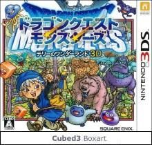 Boxart for Dragon Quest Monsters: Terry no Wonderland 3D on Nintendo 3DS