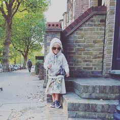 Cat Print • #kids #fashion #clothing #fashionkids #kidsclothing #eco #sustainable #ecofashion #aw15 #print #danishdesign #popupshopnet • Regram @scandiminis
