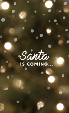 Santa is coming.. 9 days out.. ❤️❤️