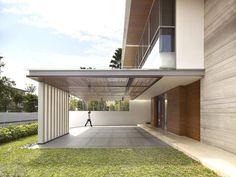 Modern Renovation Project in Singapore: 28 West Coast Grove Residence
