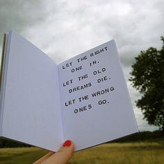Let Go, Let God.