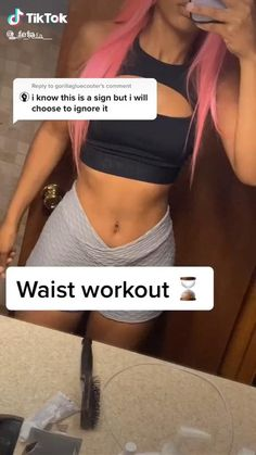 Slim Waist Workout, Slim Thick Workout, Small Waist Workout, Full Body Gym Workout, Gym Workout Videos, Gym Workout For Beginners, Workout For Flat Stomach, Fitness Workout For Women, Butt Workout