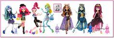 Monster High Colección 13 Deseos - Foto vía: www.helenitaz.com
