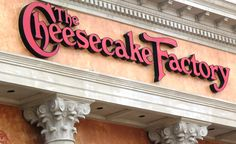 cheesecake factory | cheesecAKE FACTORY Vegas or DC..like em' both