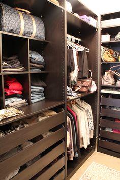 Closet like this should be mandatory everywhere.