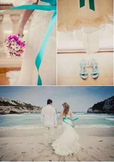 Mallorca Wedding by Nadia Meli | Style Me Pretty