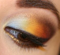 Fall Leaves http://www.makeupbee.com/look_Fall-Leaves_10937