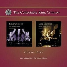 King Crimson - The Collectable Vol5
