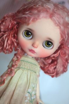 Eyechips for Blythe dolls by Donna No.R-37