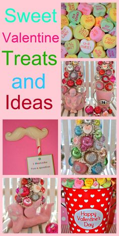 lots of Valentine ideas and inspiration!