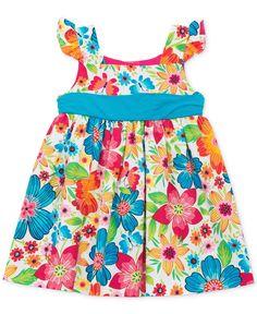 Rare Editions Baby Girls' Sundress - Kids - Macy's