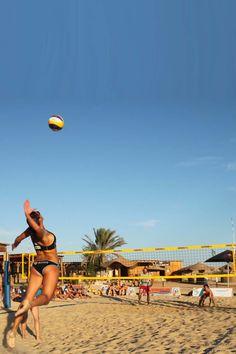 Profitipps zum Aufschlag: Wie schlage ich auf und mit welcher Taktik? #beachvolleyball