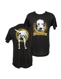 Sublime Louie Dog Mens T-Shirt - Guaranteed Authentic.  Fast Shipping.