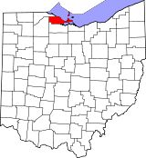 Oak Harbor, Ohio - WIKI-(Ottawa Co)