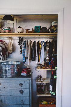 La maison bohème de Betsy Ginn (Smid) en Californie