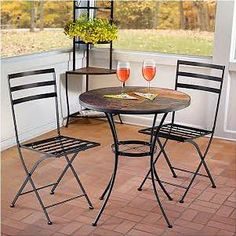 Love this table and chairs!
