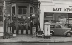 East Kent Motors Ltd: Queen Street, Deal East Sussex, Motors, Coastal, Queen, Street, Board, Motorbikes, Walkway, Planks