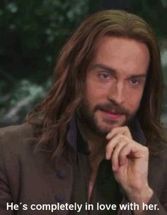 Sleepy Hollow Tom Mison