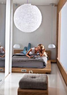 Eco Barbie dollhouse inspired by IKEA