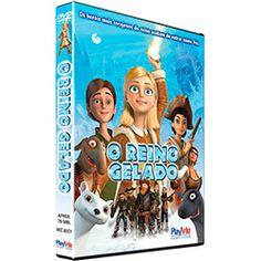 DVD - O Reino Gelado