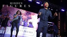 "Hidden Figures | ""I See A Victory"" Performed LIVE By Kim Burrell & Pharr..."