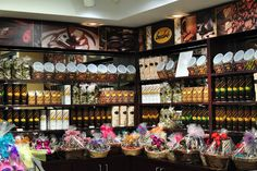 Sovereign Fine Gifts & Bedre Chocolates in Ada, Oklahoma has it all. From Michael Kors and Vera Bradley designs to gourmet gift baskets full of sweet treats, this store's selection is high end.