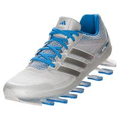 Take off with explosive energy in the adidas Springblade Running Shoes b133af8eba